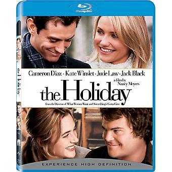 La vacanza [Blu-ray] [BLU-RAY] importazione USA