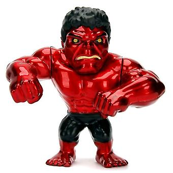 "Hulk Red Hulk 4"" Metals"