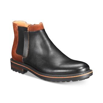Bar III Womens Watson Fabric Closed Toe Ankle Chelsea Boots
