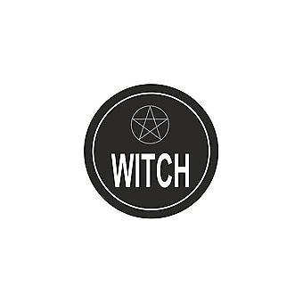 Naklejka Naklejka Samochód Moto Vinyl Witch Witch