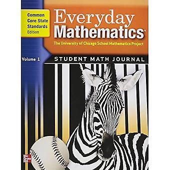 MC-graw-hill alledaagse wiskunde, 3rd Grade Student Math Journal Volume 1