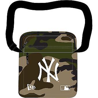 نيو عصر MLB حقيبة جانبية ~ نيويورك يانكيز كامو