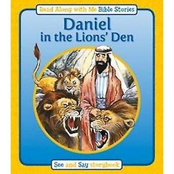 Daniel in de leeuwen den door geïllustreerd door Pamela Johnson
