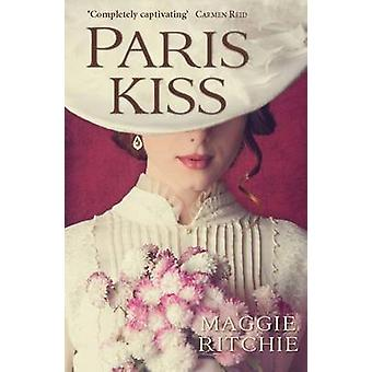 Paris Kiss by Maggie Ritchie