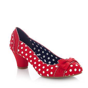 روبي شو المرأة & s جيسيكا مضخات الأحذية ومطابقة حقيبة سانتياغو
