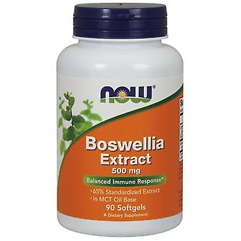 Now Foods Boswellia Extract 500 mg 90 Capsules
