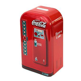 Coca-Cola Retro Style Coin Bank