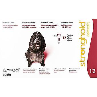 Stronghold Red Dogs 10-20kg (22-44lbs) - 12 Pack