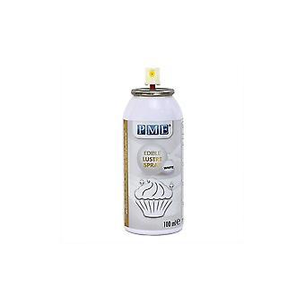 PME Eetbare Glans Spray - Wit 100ml