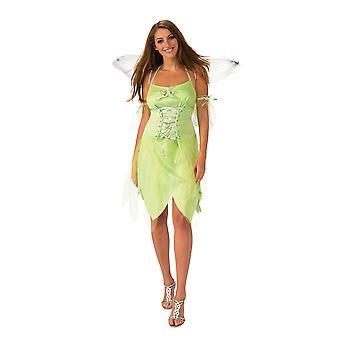 Costume da fata alata di Bristol Novelty Womens/Ladies Winged