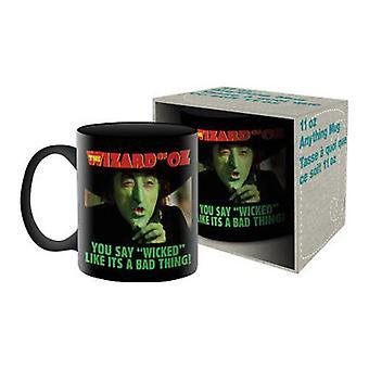 The wizard of oz - witch ceramic mug