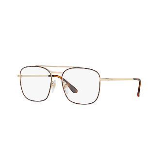 Gigi Hadid for Vogue VO4140 5078 Pale Gold-Havana Glasses