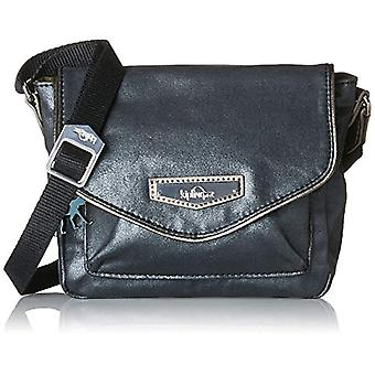 Kipling Kassandra S - Donna Grau shoulder bags (Night Metal) 18x17x7 cm (B x H T)