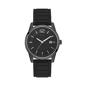 Guess men's watch w0991 black