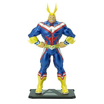 My Hero Academia Action Figure All Might Printed, Made of Plastic, in Gift Wrap.