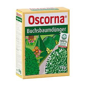 OSCORNA® boxwood fertilizer, 1 kg