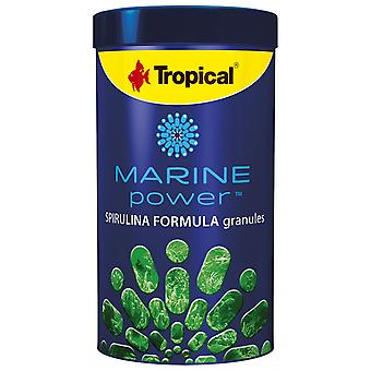 Tropical 61234 Marine Power Spirulina Gran 150 Grs (Fish , Food , Warm Water)