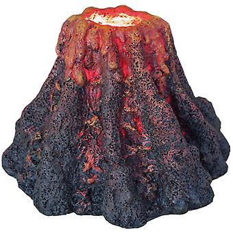 KW Volcán Dophin con Luz Led Lava (Fish , Decoration , Ornaments)