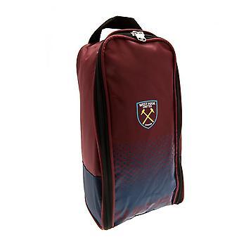 West Ham United FC Fade Design Boot Bag