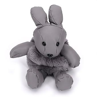 Children backpack little plush rabbit preschool girl Fashion bag Sweet soft