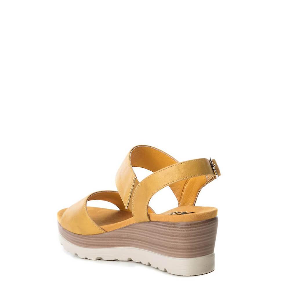 Xti Original Women Spring/summer Wedge - Yellow Color 39985