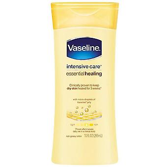 Vaseline body lotion essential healing, 10 oz