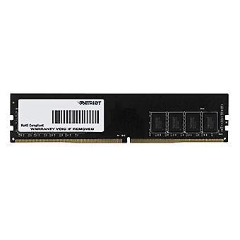باتريوت الذاكرة سلسلة التوقيع ذاكرة واحدة DDR4 2666 ميغاهرتز PC4-21300 16GB (1x16GB) C19 - PSD416G26662
