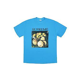 Supreme Still Life Tee Bright Blue - Clothing