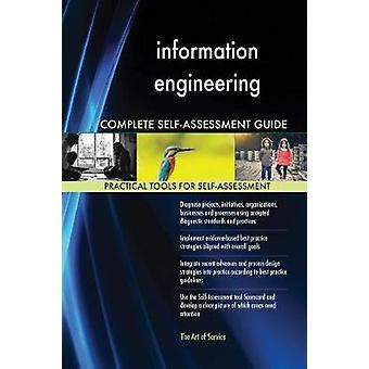 information engineering Complete SelfAssessment Guide by Blokdyk & Gerardus