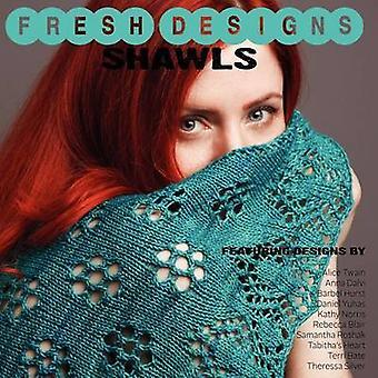Fresh Designs Shawls by Okey & Shannon