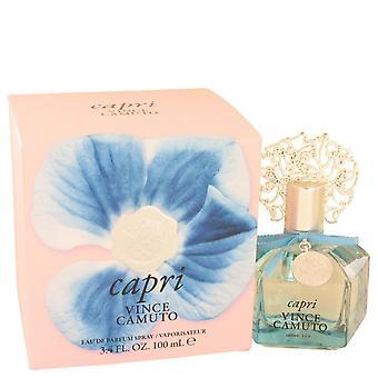 Vince camuto capri eau de parfum spray by vince camuto 533782 100 ml