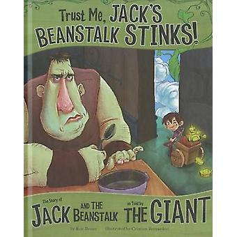 Confie em mim - pé de feijão fede de Jack! -A história de Jack e o Beanst