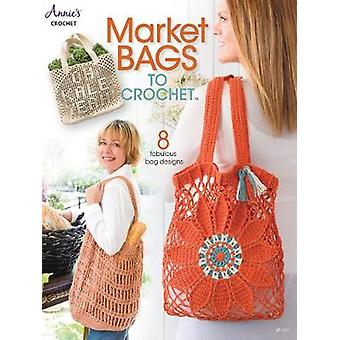 Market Bags to Crochet - 8 Fabulous Bag Designs by Annie's Crochet - 9