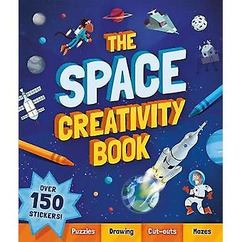 The Space Creativity Book by William Potter - 9781783124640 Book