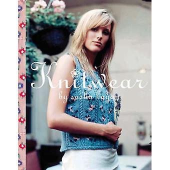 Knitwear by Sasha Kagan - 9781861085191 Book