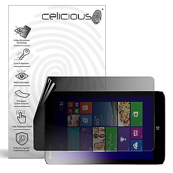 Celicious Privacy Plus 4-Way Anti-Spy Filter Screen Protector Film Compatible with Lenovo Miix 2 (8-inch)