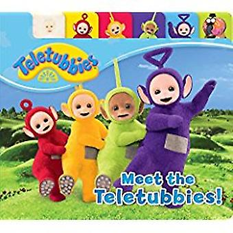 Meet the Teletubbies! by Natalie Shaw - 9781481485302 Book