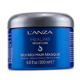 Healing moisture moi moi hair masque 236697 200ml/6.8oz