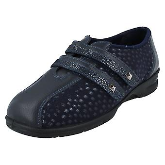 Ladies Padders Extra Wide Shoes Diana