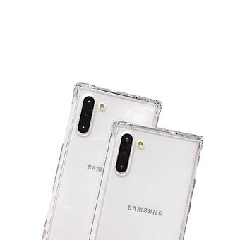 Mobiele hoes voor Samsung Galaxy Note 10 - Transparant