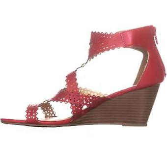 Xoxo Womens Satisha Open Toe Casual Espadrille Sandals
