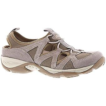 Easy Spirit Women's Shoes Earthen Leather Low Top Bungee Fashion Sneakers