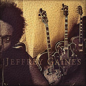 Gaines*Jeffrey - Alright [CD] USA import
