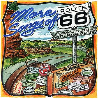 More Songs of Route 66: Roa - More Songs of Route 66: Roadsi [CD] USA import