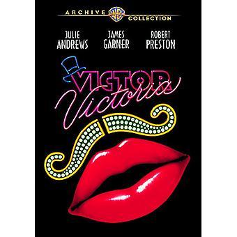 Victor/Victoria (1982) [DVD] EUA importar