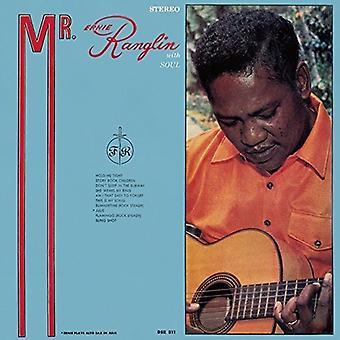 Ernest Ranglin - Mr Ranglin with Soul [Vinyl] USA import