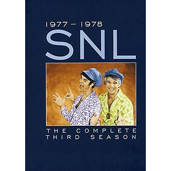 Saturday Night Live - Saturday Night Live: The Complete Third Season [7 Discs] [Limited Edition] [DVD] USA import
