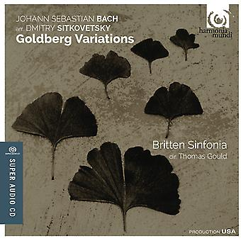 Bach, J.S. / Britten Sinfonia / Gould, Thomas - Goldberg Variations [SACD] USA import