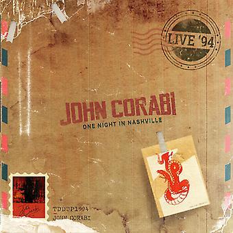 Corabi*John - Live 94 (One Night in Nashville) [CD] USA import