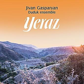 Jivan Gasparyan Duduk Ensemble - Yeraz [CD] USA import